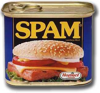 spam box
